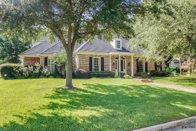 Tyler Single Family Home For Sale: 7302 Silvermaple Cove