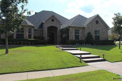 Tyler Single Family Home For Sale: 2358 Mirabeau Dr