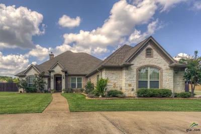 Bullard Single Family Home For Sale: 117 Pecan Valley Dr