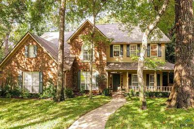 Tyler Single Family Home For Sale: 3611 River Oaks Court