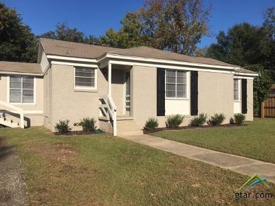 Tyler Single Family Home For Sale: 2219 Belvedere
