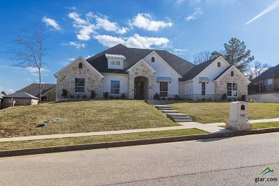 Tyler Single Family Home For Sale: 1556 Chaparrel Run