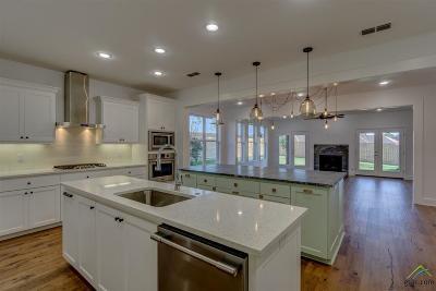 Tyler Single Family Home For Sale: 763 Hampton Hill