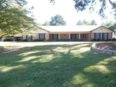 Tyler Single Family Home For Sale: 1407 Jeb Stuart Dr