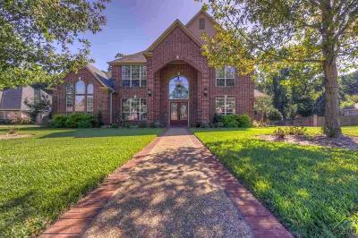 Tyler Single Family Home For Sale: 1720 Holcomb Circle
