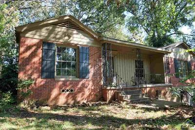 Tyler Single Family Home For Sale: 632 Hudson