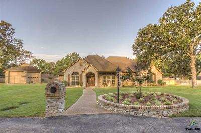 Tyler Single Family Home For Sale: 8207 Robert E Lee
