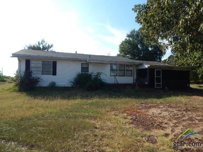 Big Sandy Single Family Home For Sale: 2244 Fm 1404
