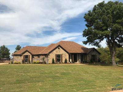 Lindale Single Family Home For Sale: 13368 Nance Ln