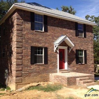 Tyler Single Family Home For Sale: 621 E Lake