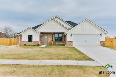 Lindale Single Family Home For Sale: 353 Smith Circle
