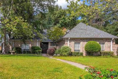 Longview Single Family Home For Sale: 1709 Greenleaf St