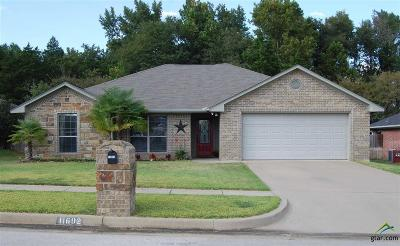 Flint Single Family Home For Sale: 11692 Lanes End Dr