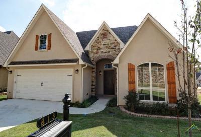 Tyler Single Family Home For Sale: 813 La Vista Dr.
