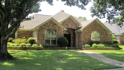 Tyler Single Family Home For Sale: 6510 Hollytree Circle