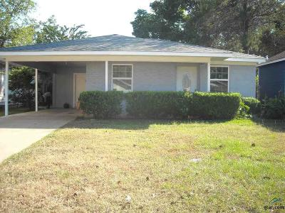 Single Family Home For Sale: 725 Palestine