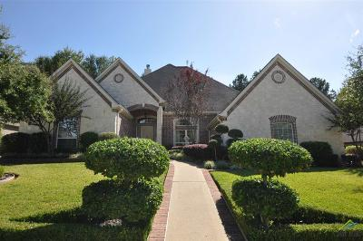 Tyler Single Family Home For Sale: 1618 Holly Star Dr
