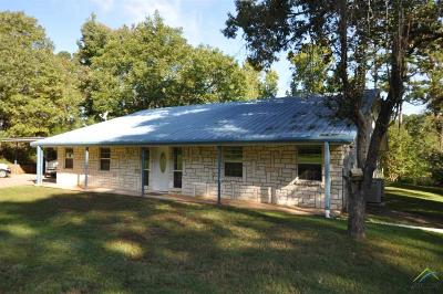Tyler Single Family Home For Sale: 13222 County Road 468