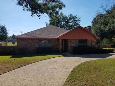 Tyler Single Family Home For Sale: 12446 Chapman Road