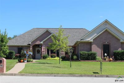 Tyler Single Family Home For Sale: 1859 Tall Timber Drive
