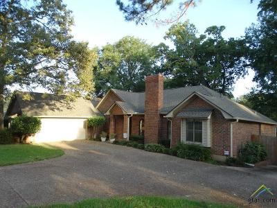Tyler Single Family Home For Sale: 6106 Stoneleigh