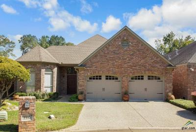 Tyler Condo/Townhouse For Sale: 7113 Holly Square Court