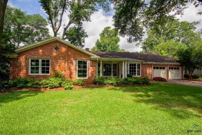 Tyler Single Family Home For Sale: 2729 Old Bullard Rd.