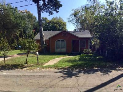 Tyler Single Family Home For Sale: 1725 Summit Ave.