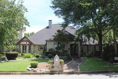 Tyler Single Family Home For Sale: 1955 Raveneaux Lane