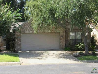 Tyler TX Single Family Home For Sale: $212,500