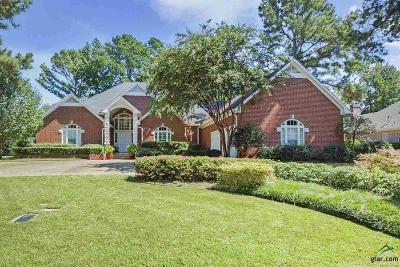 Tyler Single Family Home For Sale: 6810 La Costa Drive