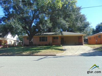 Single Family Home For Sale: 811 Fort Worth