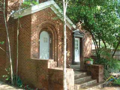 Tyler Multi Family Home For Sale: 528 S Fannin