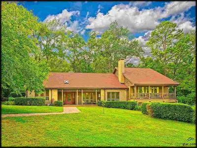 Tyler Single Family Home For Sale: 18944 Lakeshore Drive
