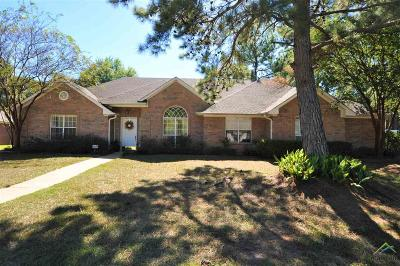 Tyler TX Single Family Home For Sale: $209,900