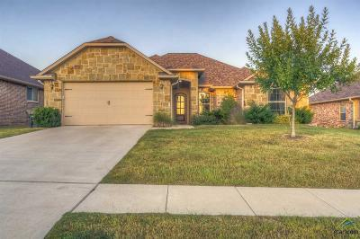 Tyler Single Family Home For Sale: 7321 Flat Rock Ln.