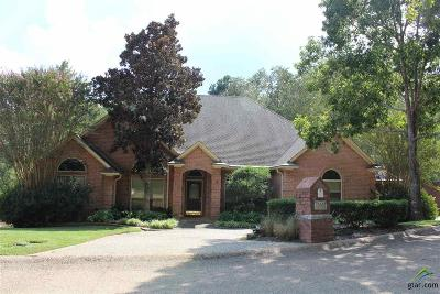 Tyler Single Family Home For Sale: 3505 Lakemont Drive