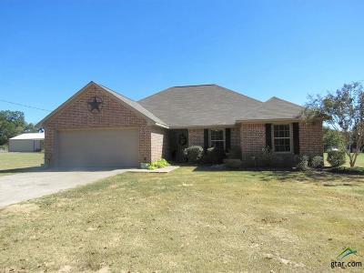 Bullard Single Family Home For Sale: 278 County Road 3605