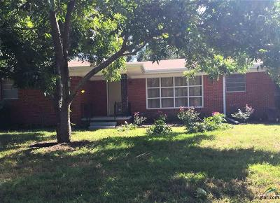 Tyler Single Family Home For Sale: 2939 Rollingwood