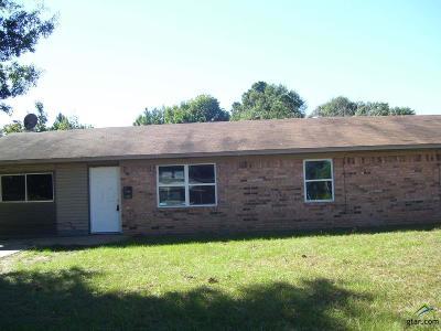 Single Family Home For Sale: 1509 E Goodwin