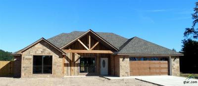 Lindale Single Family Home For Sale: 14883 County Road 498 (Lot7)