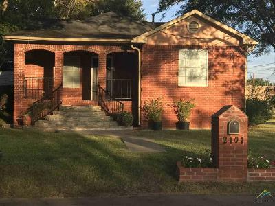 Single Family Home For Sale: 2101 N Ramey Ave