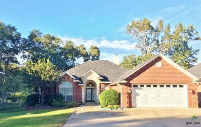Tyler Single Family Home For Sale: 16863 Wilson Rd.