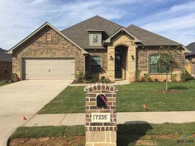 Tyler Single Family Home For Sale: 7335 Harvest Hill Drive