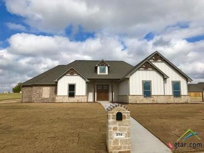 Bullard Single Family Home For Sale: 374 Eland Way