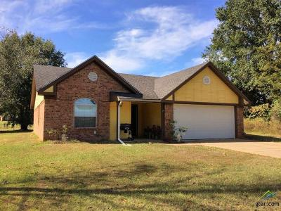 Frankston Single Family Home For Sale: 10902 Forest Lane