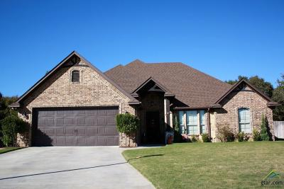 Flint Single Family Home For Sale: 18830 Bur Oak Ct.