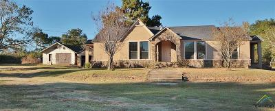 Lindale Single Family Home For Sale: 11824 Fm 16 W