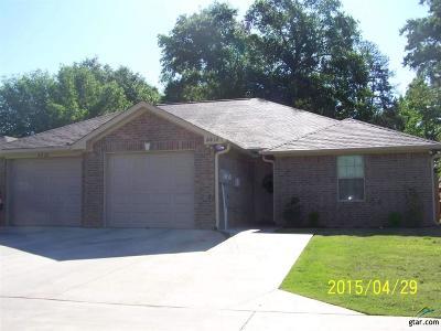Flint Multi Family Home For Sale: 6824 Walnut Hill