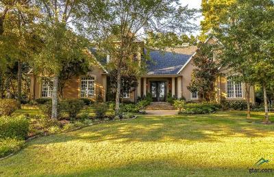 Tyler Single Family Home For Sale: 4455 Cascades